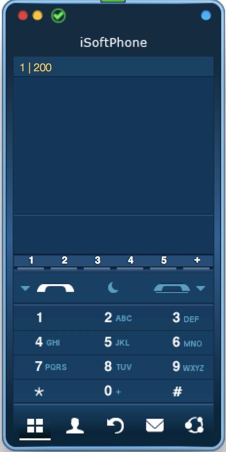 isoftphone for mac